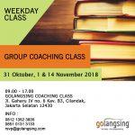 weekday class oktober 2018