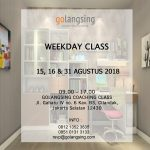 Sessi 3 WeekDay Class